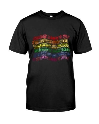 LGBT Pride Rainbow Gay Lesbian