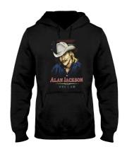 ALAN JACKSON SHIRT AND FACE MASKS Hooded Sweatshirt thumbnail