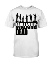 THE WALKING DEAD Premium Fit Mens Tee front