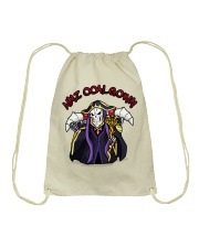 Ainzz tee shirt Drawstring Bag thumbnail