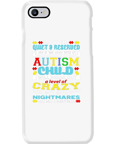 Autism Child Autism Awareness  Mom Papa Mama