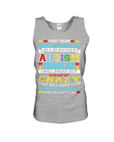 Autism Child Autism Awareness  Mom Papa Mama