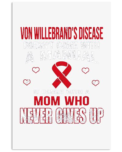 VON WILLEBRAND S with Mom who never gives up