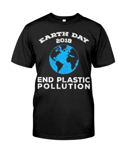 End Plastic Pollution Earth Day 2018