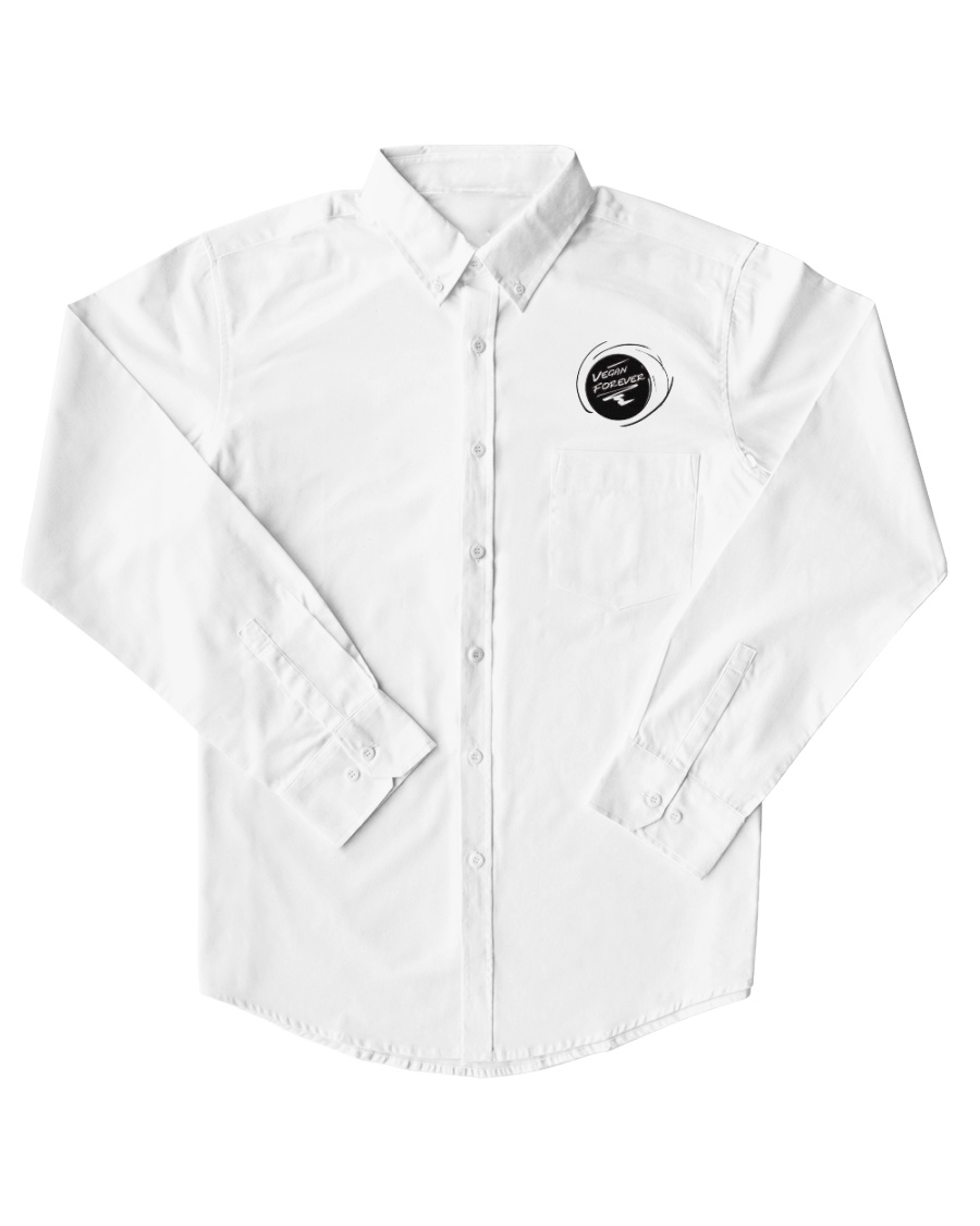 Vegan Forever Dress Shirt
