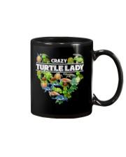 Crazy Turtle Lady Mug thumbnail