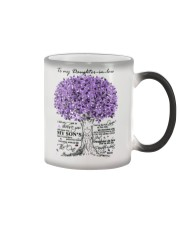 TO MY DAUGHTER IN LAW Color Changing Mug thumbnail