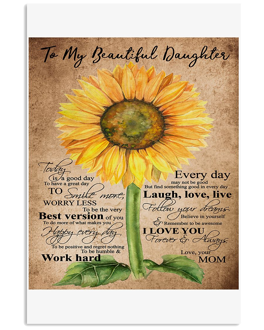 MOM TO DAUGHTER B02 11x17 Poster