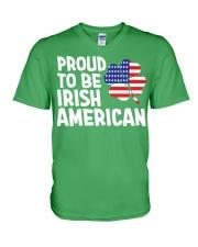 NOT SOLD ANYWHERE ELSE V-Neck T-Shirt front