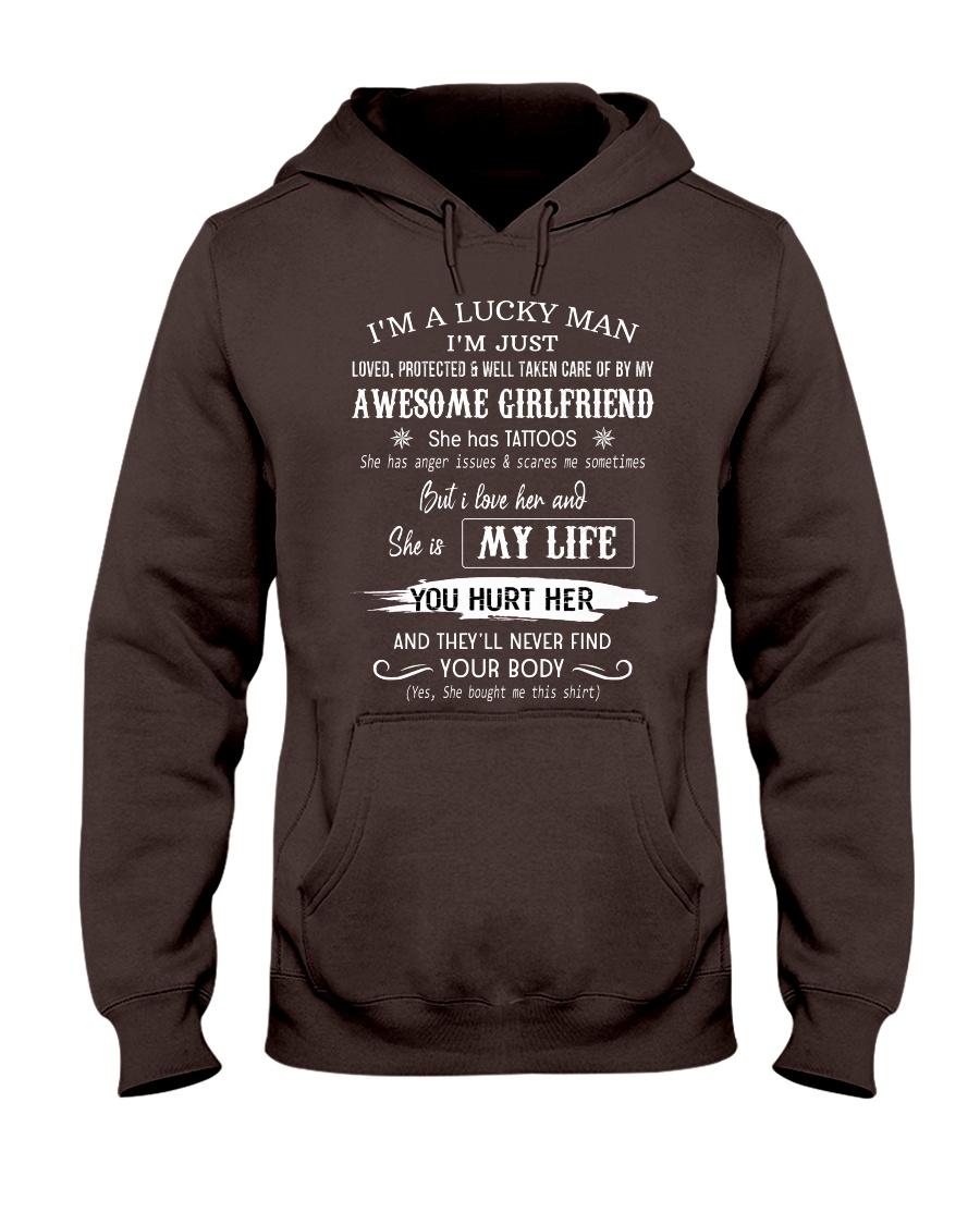 Lucky Man Hooded Sweatshirt