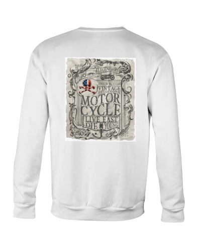 Hoodie Sweatshirt Raglan for Legendarys