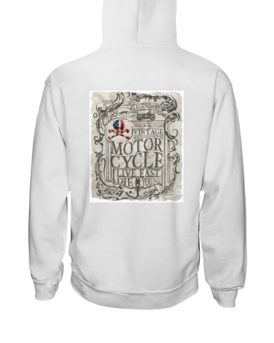Hoodie Sweatshirt Raglan for Legendarys