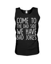 Come to the dad side Unisex Tank thumbnail