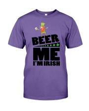 Beer me i'm irish Premium Fit Mens Tee thumbnail