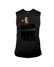 Beer me i'm irish Sleeveless Tee thumbnail