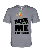 Beer me i'm irish V-Neck T-Shirt thumbnail
