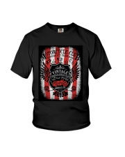 T-shirt Collection - Vintage Motorcycle Youth T-Shirt thumbnail