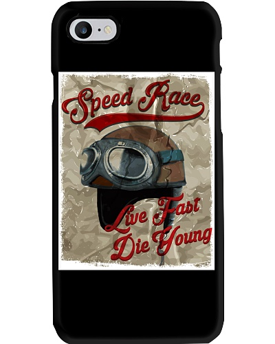 Life Fast Die Young Logo for Unisex Tank