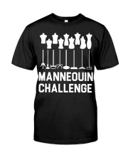 Manneouin challenger Classic T-Shirt front