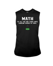 Math Sleeveless Tee thumbnail
