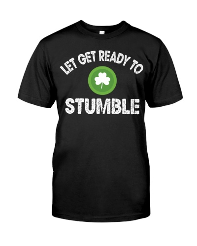 let get ready to stumble