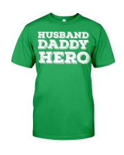 Cute Funny Fathers Day Gift from wife daughter son Classic T-Shirt thumbnail