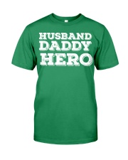 Cute Funny Fathers Day Gift from wife daughter son Premium Fit Mens Tee thumbnail
