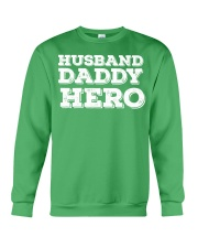 Cute Funny Fathers Day Gift from wife daughter son Crewneck Sweatshirt thumbnail