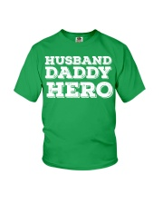 Cute Funny Fathers Day Gift from wife daughter son Youth T-Shirt thumbnail