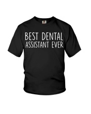 Best Dental Assistant Ever Youth T-Shirt thumbnail