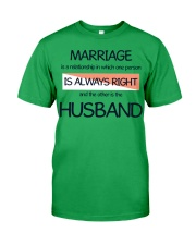 Marriage Thing Classic T-Shirt tile
