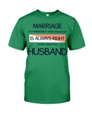 Marriage Thing Premium Fit Mens Tee thumbnail