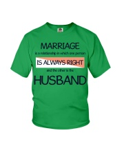 Marriage Thing Youth T-Shirt thumbnail