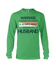 Marriage Thing Long Sleeve Tee thumbnail