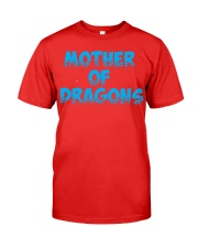 MOTHER OF DRAGONS Premium Fit Mens Tee front