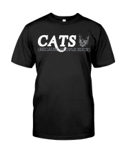 Cat Love Premium Fit Mens Tee thumbnail