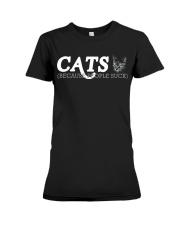 Cat Love Premium Fit Ladies Tee thumbnail