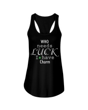 I have charm Ladies Flowy Tank tile