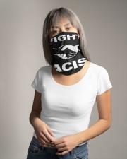 Neck Gaiter Fight Racism Shirt Neck Gaiter - 3 Pack aos-neck-gaiter-lifestyle-12
