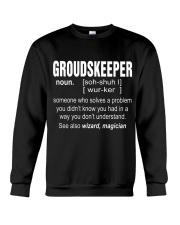 HOODIE GROUDSKEEPER Crewneck Sweatshirt thumbnail