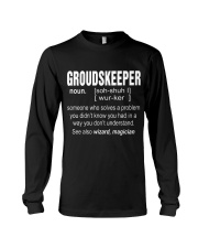HOODIE GROUDSKEEPER Long Sleeve Tee thumbnail