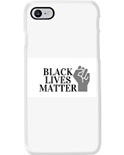 Black Lives Matter Campaign Phone Case thumbnail