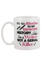 Pay no attention Mug back