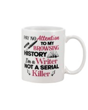 Pay no attention Mug front