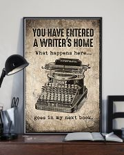 Writer's Home 11x17 Poster lifestyle-poster-2