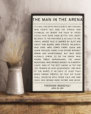 The man In The Arena 11x17 Poster lifestyle-poster-3