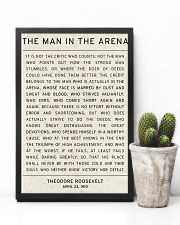 The man In The Arena 11x17 Poster lifestyle-poster-8