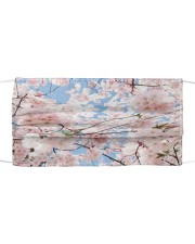 Cherry Blossom Cloth face mask thumbnail