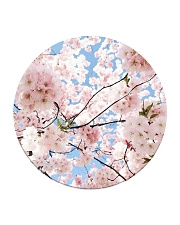 Cherry Blossom Circle Coaster tile