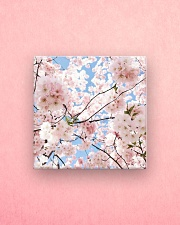 Cherry Blossom Square Magnet aos-magnets-square-front-lifestyle-2